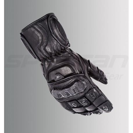 ASPIDA Ares Full Gauntlet Leather Gloves