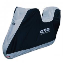 Oxford Aquatex Top Box Bike Cover-Extra Large