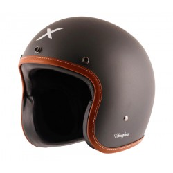 Axor Jet Dull Anthena Grey Helmet