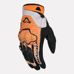 MACNA ASSAULT Short Cuff Orange Gloves