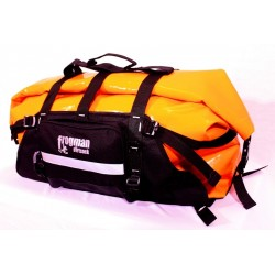 Frogman 100% waterproof Tail Bag (Orange)