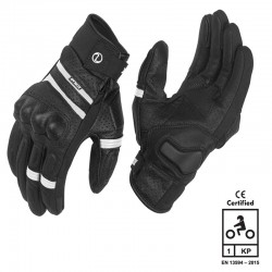 Rynox Air GT Gloves Black White