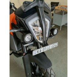 Mad Dog Light Mounts For KTM Adventure