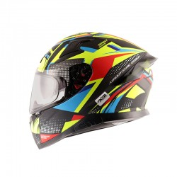 Axor Apex Vivid D/V Dull Black Neon Yellow