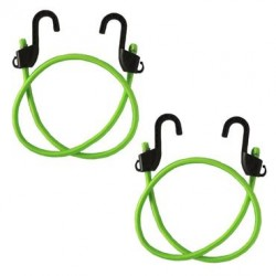 MOTOTECH Grappler Bungee Tie-Down - 24 inches - Pack of 2