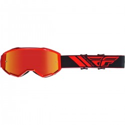 Fly Racing Youth Zone Goggle (Red)