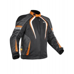 Rynox Tornado Pro 3 Jacket (Orange)