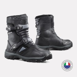 Forma Adventure Riding Boots (Low) Black