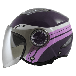 Nikko N-556 Urban WONDER Helmet (PURPLE)