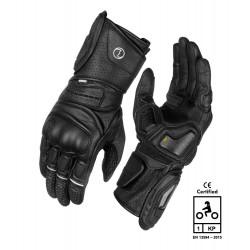 Rynox Storm Evo 2 Gloves (Black)