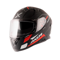 Axor Apex Turbine D/V Helmet (DULL BLACK RED GREY)