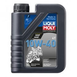 Liqui Moly Motorbike 4T 10W-40 motor oil
