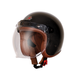 Axor Carbon Fiber With Bubble Visor