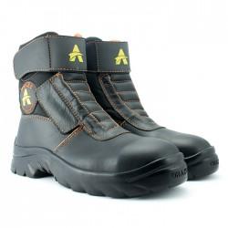 Orazo PICUS -Velcro (VWR) Boots (Orange)