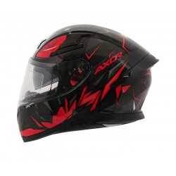 Axor Apex Hunter D/V Gloss Red Helmet