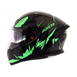 Axor Apex Hunter D/V Dull Neon Green Helmet