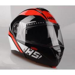Lazer Helmet MH5 modular helmet (Red)