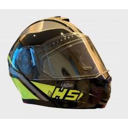 Lazer Helmet MH5 modular helmet (Yellow)