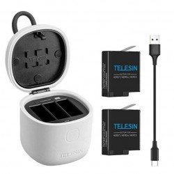 Allin Box Charger Box for GoPro Hero 5/6/7/8