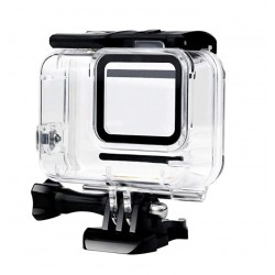 Waterproof case for GoPro Hero 7 (Silver/ White)