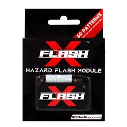 FlashX Hazard Flash Module, Blinker/Flasher for Dominar 400