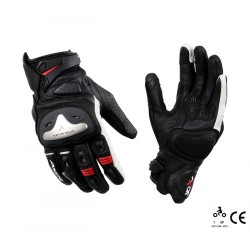 Axor Ventura Gloves ( Black Red )