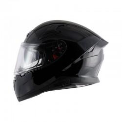 Axor Apex Solid Black Helmet