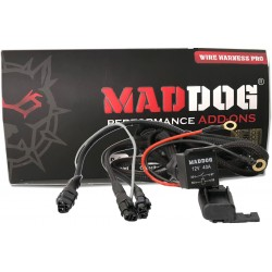 Mad Dog 2 Wh Wiring Harness 10 Amp