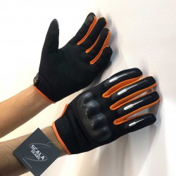 Scala Air Orange Gloves