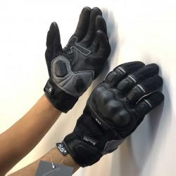 Scala Viper Black Gloves
