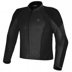 Shima Jet Mesh Touring Jacket Black
