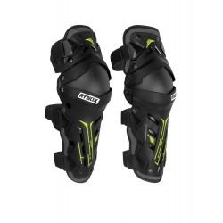 Rynox Bastion Bionic Knee Guards (Hi-viz Green)