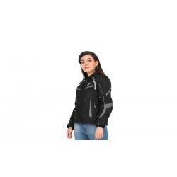 ASMI Ladies Jacket V3.0(Black & Grey)