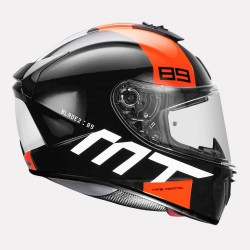 MT Blade 2SV Trick Gloss Red Helmet
