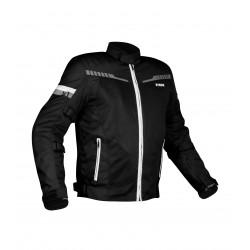 Rynox Air GT3 Jacket ( Black white )