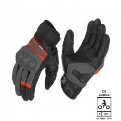 Rynox Air GT Gloves Black Orange