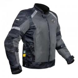 Rynox Urban X Jacket (Camo Blue)