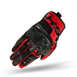 Shima Blaze Shot Black Red Gloves