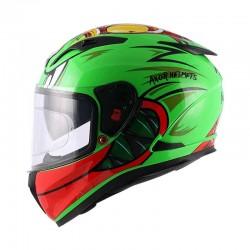 Axor Street Racing Duck Helmet ( Green Red )