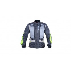Solace Furious Touring Jacket V 3.0(Grey)