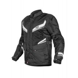 XTS Endo (Touring Mesh) Black Jacket