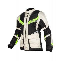 XTS Endo (Touring Mesh) White Jacket