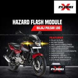 Bajaj Pulsar 180 Flash X Hazard Flash Module, Blinker,Flasher