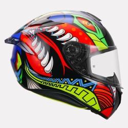 MT Targo Viper Pro Gloss Helmet