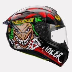MT Targo Joker Pro Gloss black Helmet