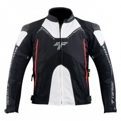 Tarmac Corsa Level 2 Jacket Black/White/Red
