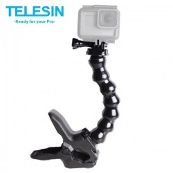 Telesin Jaw Flex Mount for Action Cameras
