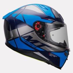 MT Helmet Revenge 2 Scalpel (Gloss blue)