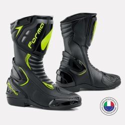 Forma Freccia Sport Touring Black Yellow Boots