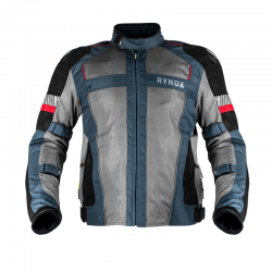 Rynox Storm Evo L2 Jacket ( Grey)